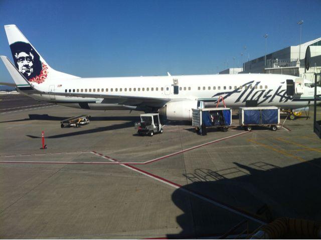 Alaska Air Airsnark